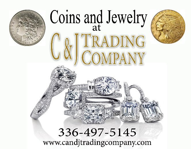 Kernersville Gold & Coin Buyers - Silver Coins, Reflections Jewelry & Antiques - C & J Trading Company